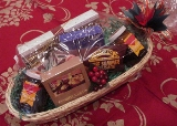 Small Holiday Basket